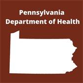 PA Health Dept Button Link