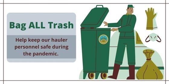 Bag ALL Trash