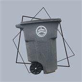 Photo of UUT trash toter
