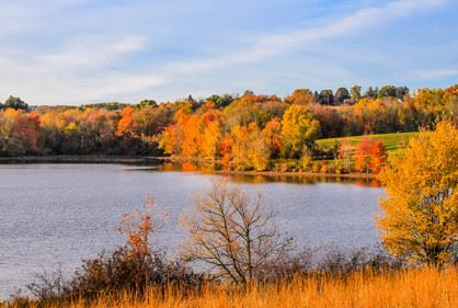 Autumn at Marsh Creek