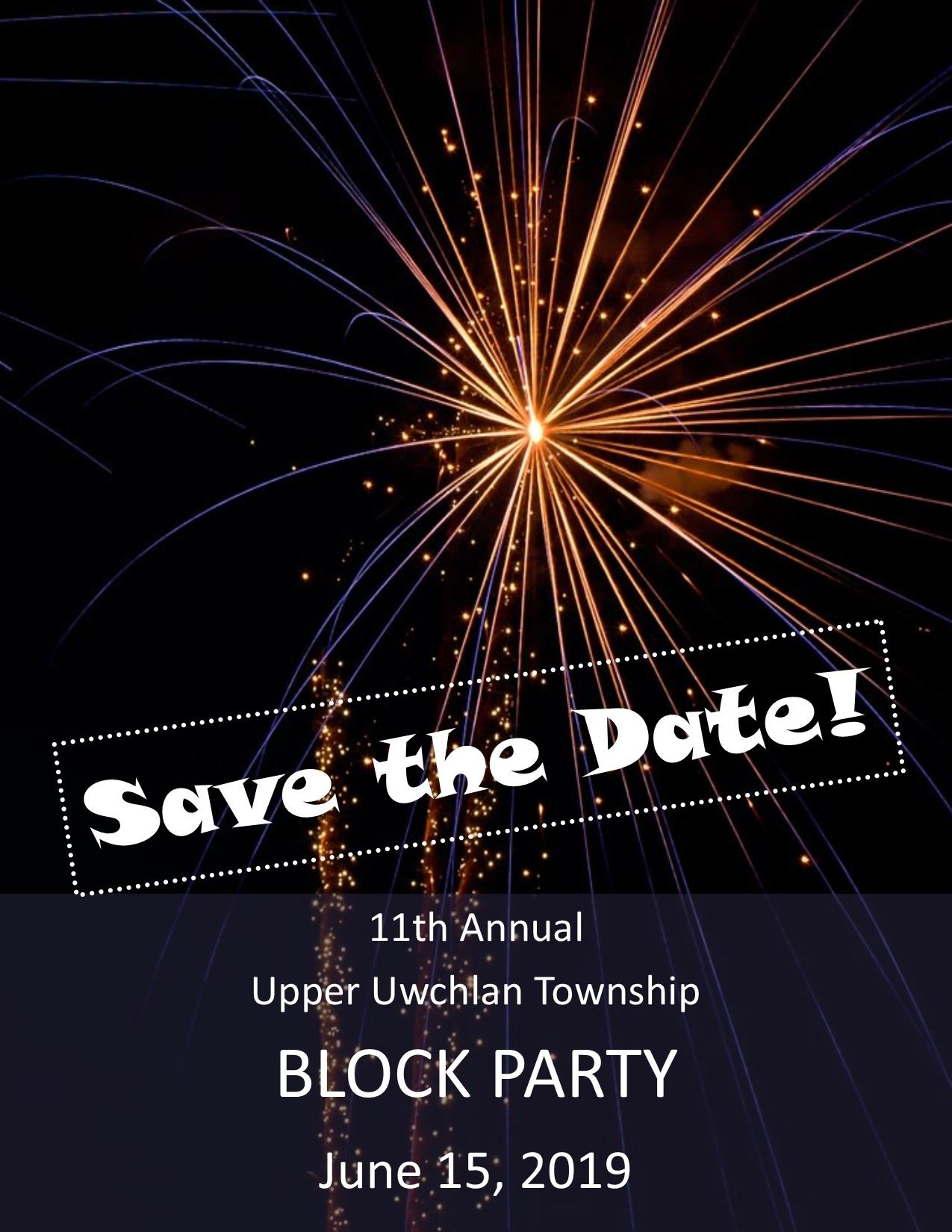 BlockParty2019SavetheDate